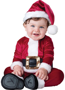 Little Santa Infant Costume
