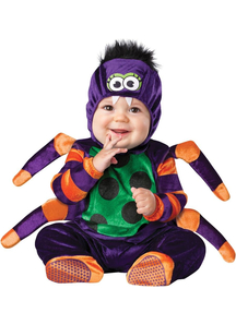 Lovely Spider Toddler Costume