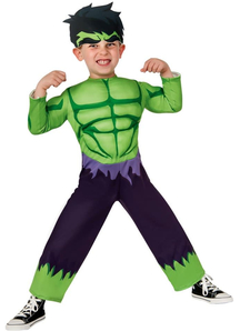 Marvel Hulk Toddler Costume