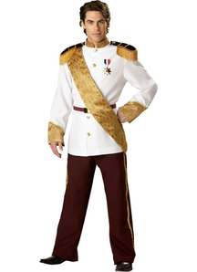 Military Prince Adult Costume