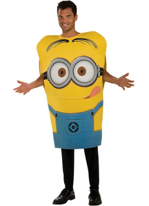 Minion Dave Adult Costume
