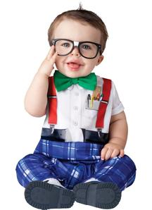 Nerd Toddler Costum
