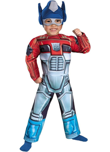 Optimus Prime Rescue Bot Toddler Costume