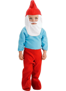 Papa Smurf Infant Costume
