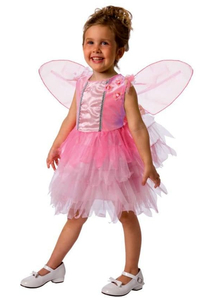 Pink Fairy Toddler Costume