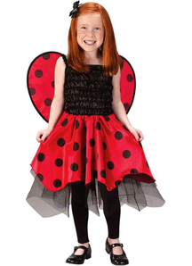Pretty Ladybug Toddler Costume