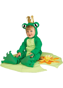 Princess Frog Infant Costume