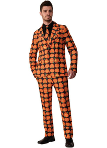 Pumpkin Suit Adult