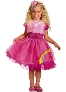 Rainbow Princess Toddler Costume
