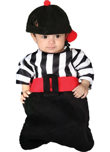 Referee Infant Costume