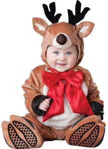 Reindeer Infant Costume