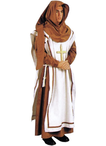 Renaissance Monk Adult Costume