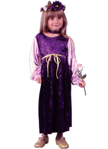 Rose Princess Toddler Costume