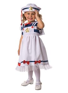 Sailor Girl Toddler Costume