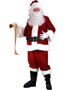 Santa Claus Christmas Adult Costume