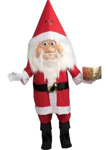Santa Claus Mascot Adult