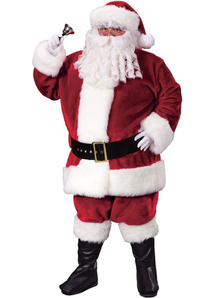Santa Claus Outfit Adult