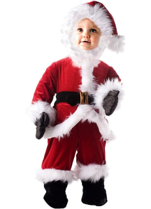 Santa Claus Toddler Costume