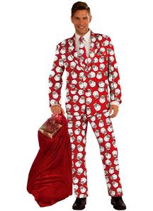 Santa Suit For Adults