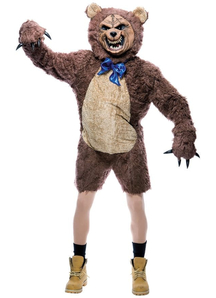 Scary Bear Adult Costume