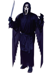 Scream Adult Plus Size Costume