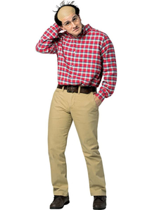 Seinfeld George Adult Costume