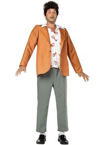Seinfeld Kramer Adult Costume
