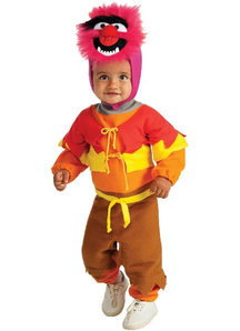 Sesame Street Animal Ez-On Toddler Costume