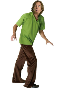 Shaggy Adult Costume