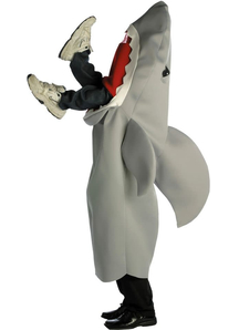 Shark Ate Man Adult Costume
