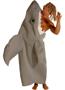 Shark Eating Man Adult Costume
