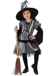 Silver Witch Toddler Costume