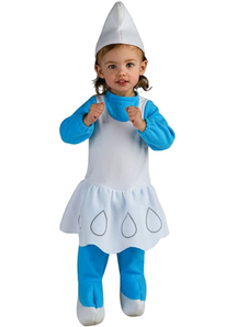 Smurfette Infant Costume