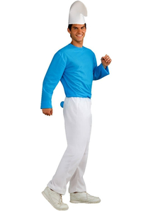 Smurfs Adult Costume