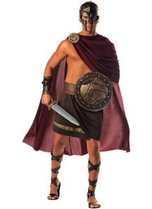 Spartan Warrior Adult Costume