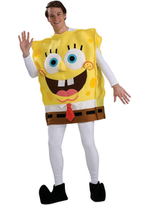 Spongebob Adult Costume