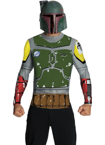 Star Wars Boba Fett Adult Set
