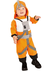 Star Wars X-Wing Pilot Toddler Costume