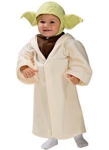 Star Wars Yoda Toddler Costume