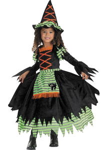 Stotybook Witch Toddler Costume