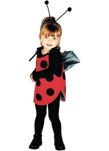 Stylish Ladybug Toddler Costume