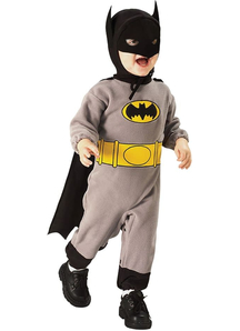 Superhero Batman Infant Costume