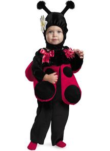 Sweet Ladybug Toddler Costume