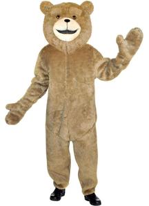 Teddy Adult Costume