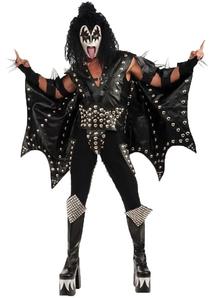 The Demon Kiss Adult Costume