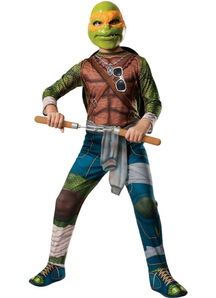Tmnt Michelangelo Costume Adult