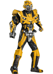 Transformers Bumblbee Adult Costume