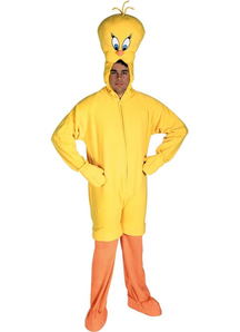 Tweety Adult Costume