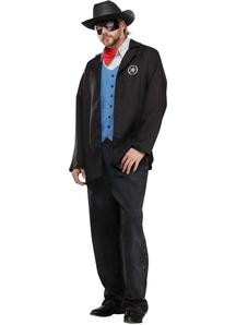 Western Man Adult Costume