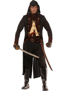 Western Warrior Adult Costume